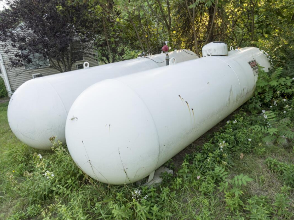 a white water tanks